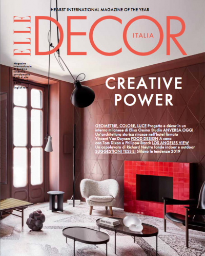 August x Elle Decor Italia